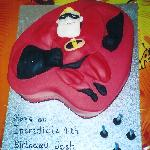 Incredibles Cake